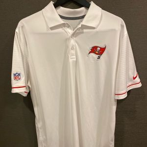 Nike Tampa Bay Buccaneers Polo - Size XL